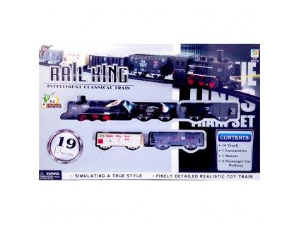 41254 vlacek rail king se svetlem velky b