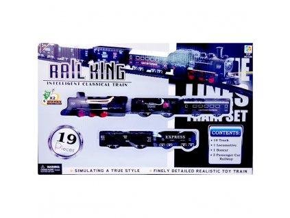 41257 vlacek rail king se svetlem velky c