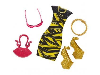 šaty žluté