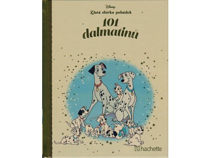 42224 zlata sbirka pohadek 101 dalmatinu