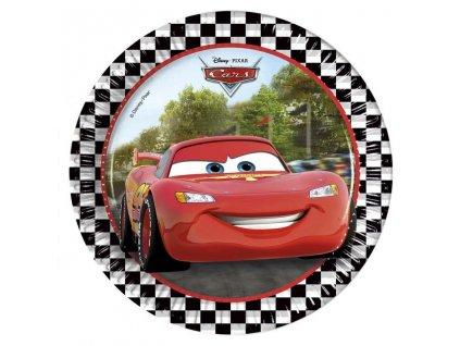 CARS FORMULA PLATE 20cm