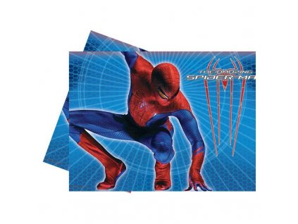 42417 ubrus spiderman 180 x 120 cm