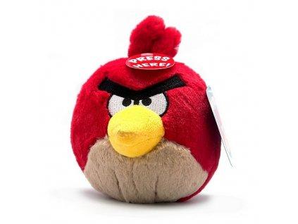 18384 angry birds plys 13cm se zvukem 7941