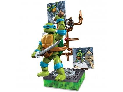 Leonardo de las Tortugas Ninja mutantes adolescentes 4
