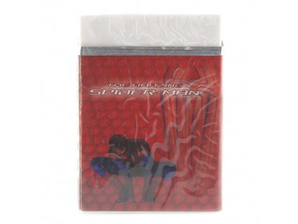 20316 guma spiderman cerveny prebal 9425