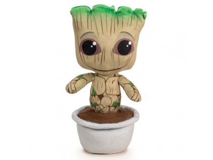 21015 avengers plysovy baby groot 8447