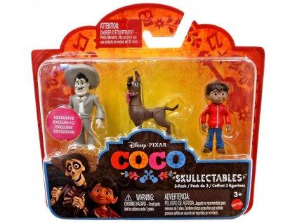 21315 mattel coco 3 figurky 1188