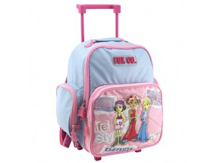 24450 skolni batoh trolley cool fox co girls 7590