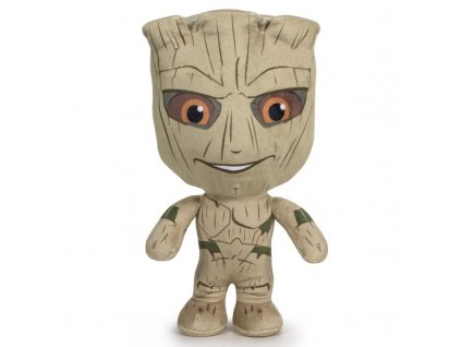25842 avengers plysovy groot 8461
