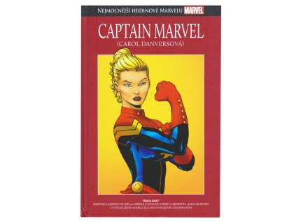captain marvel carol 1