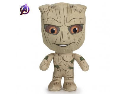 32906 avengers plysovy groot 8430