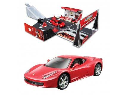 65204 bburago ferrari open play autodraha s autem 1 43