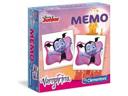 Clementoni Vampirina Pexeso memo