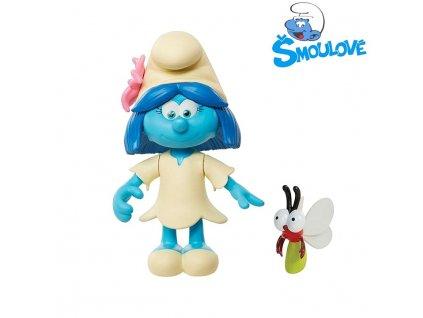41506 1 smoulove figurka lost village smurf a sunny 8851