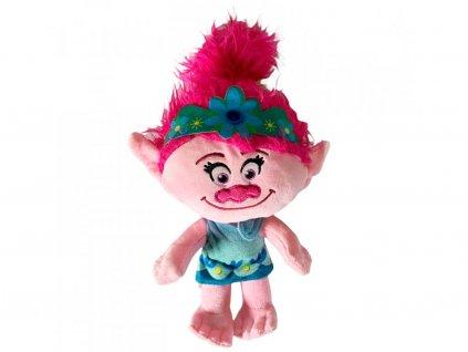 Trollové plyšová hračka Poppy 23 cm