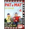 Pat a Mat 4 DVD papírový obal
