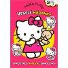Hello Kitty Veselé hádanky a veselé omalovánky