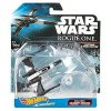 Hot Wheels SW letadla Partisan X-Wing Fighter