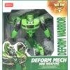 Deform Warrior Skládací robot kov 1383D