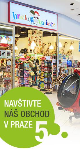 Kamenná prodejna v Praze 5