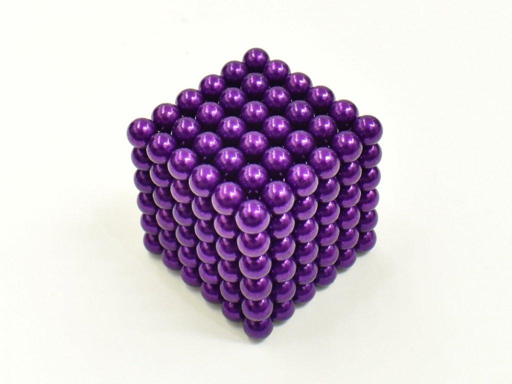 Neocube originál 5 mm v dárkovém balení Fialový