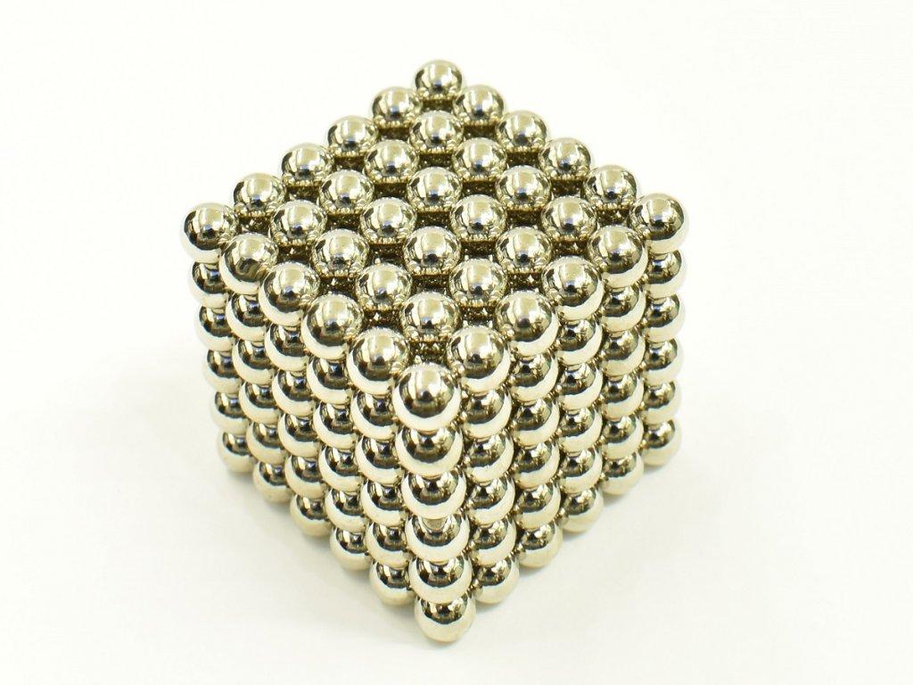 Neocube originál 5 mm v dárkovém balení Nickel