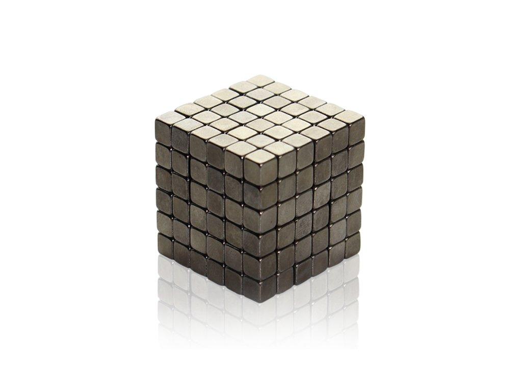 Neocube originál 5 mm v dárkovém balení nickel Cube