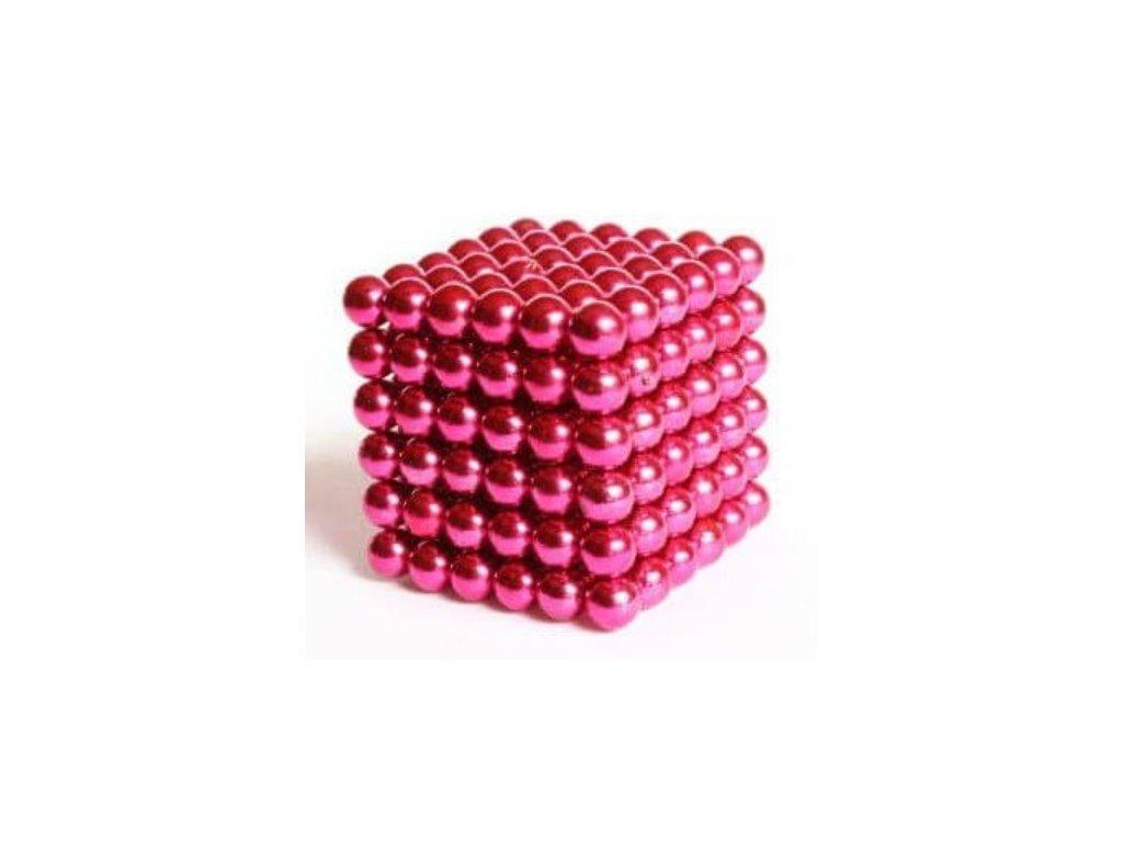 Neocube originál 5 mm v dárkovém balení Růžový