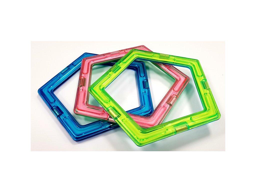 Magnetický Pětiúhelník