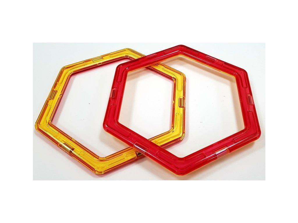 Magnetický Šestiúhelník