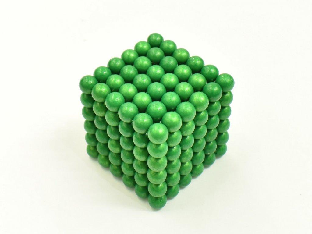 Neocube originál 5 mm v dárkovém balení Svítivě zelená