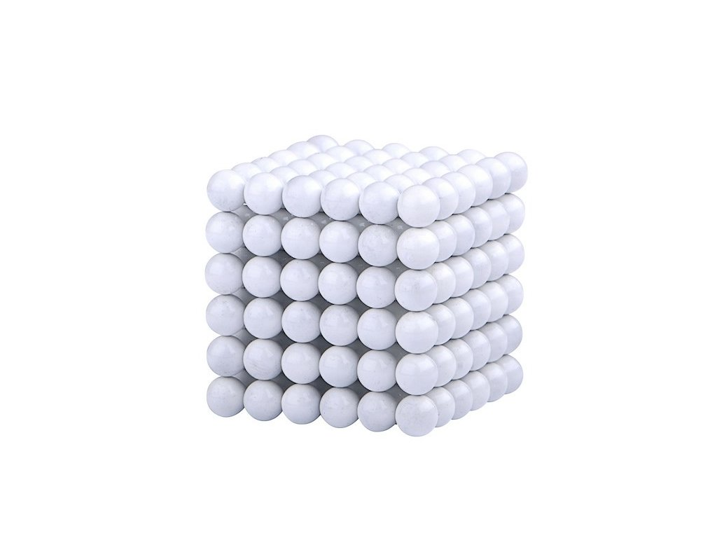 Buckyballs Light White Ø 5mm