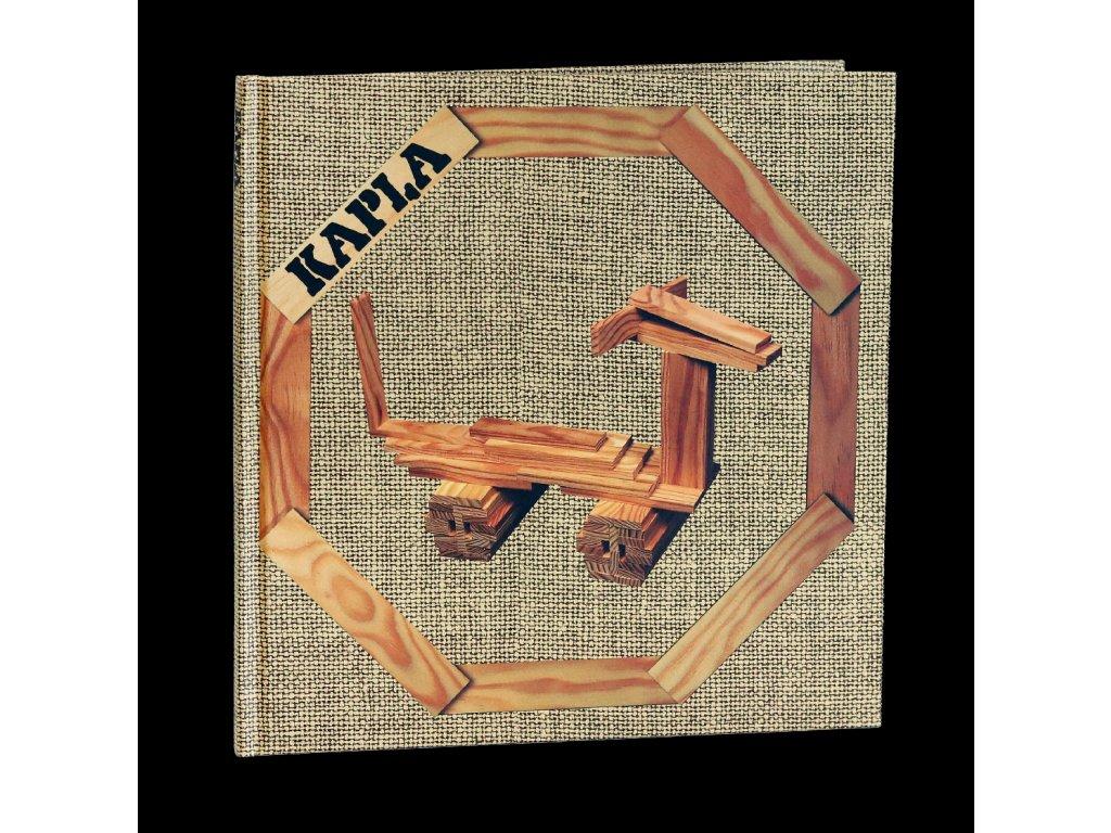 beige kapla book