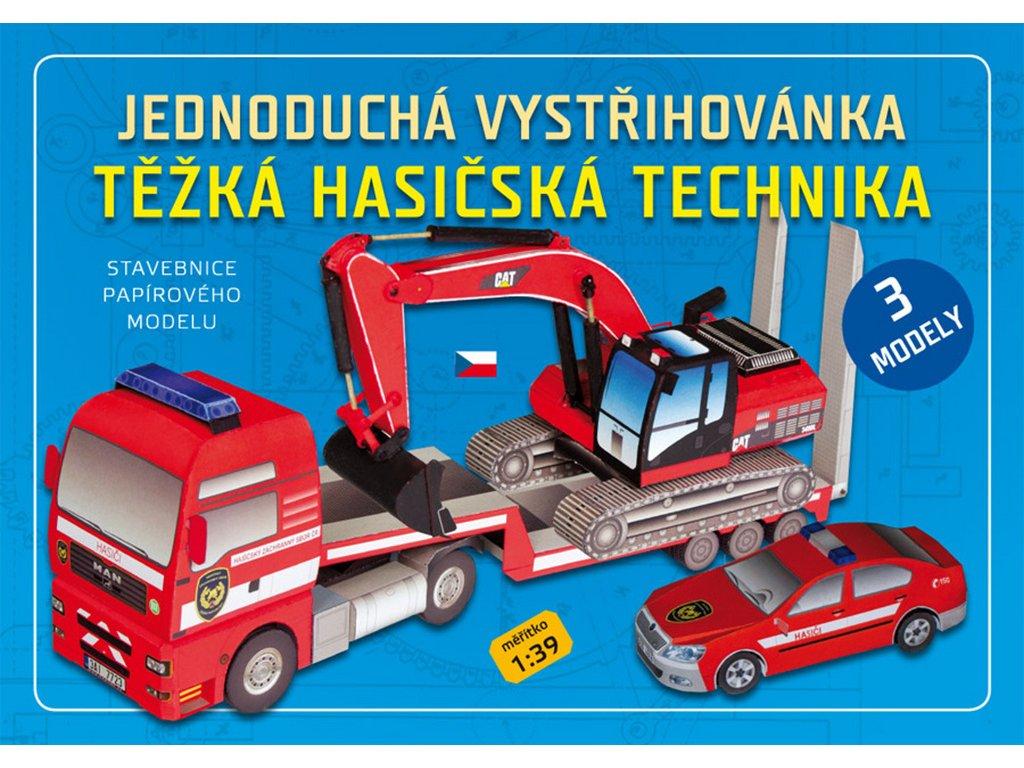 Těžká hasičská technika