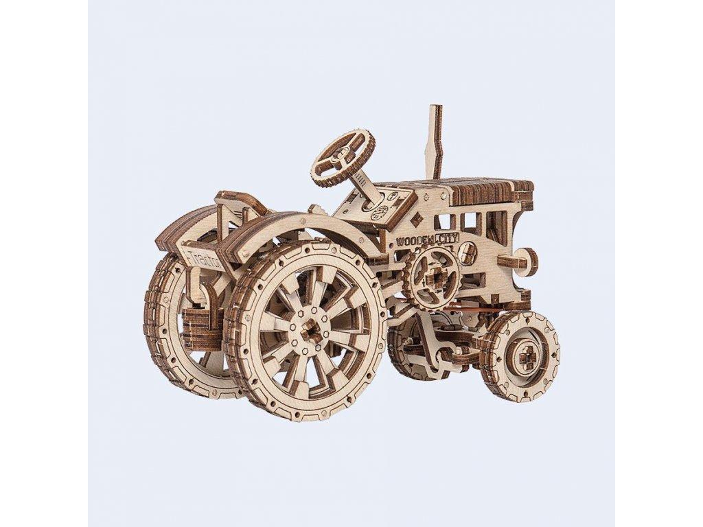 Tractor photo 1