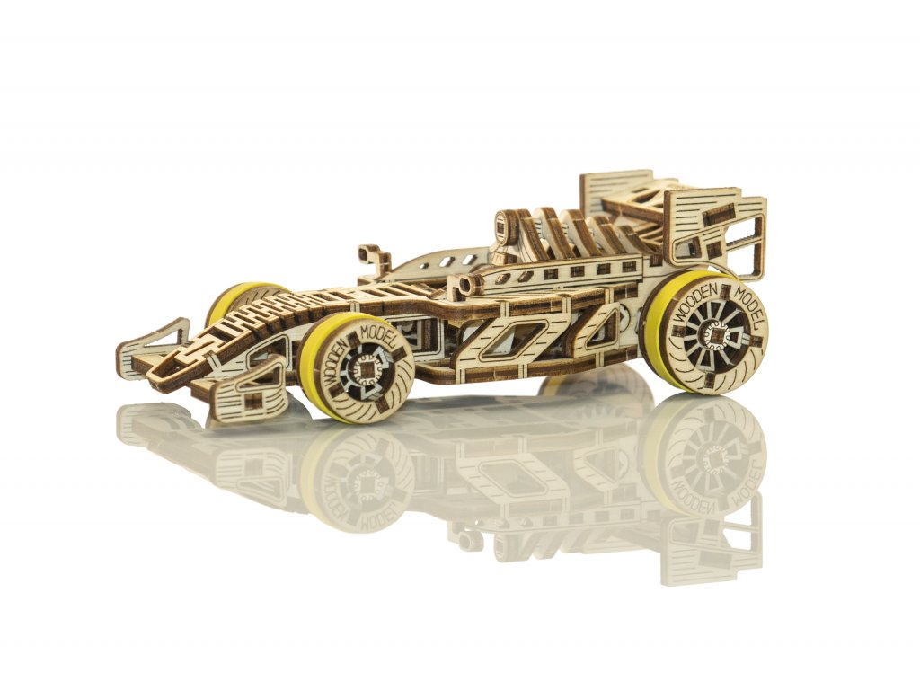 bolid f1 woodencity 1