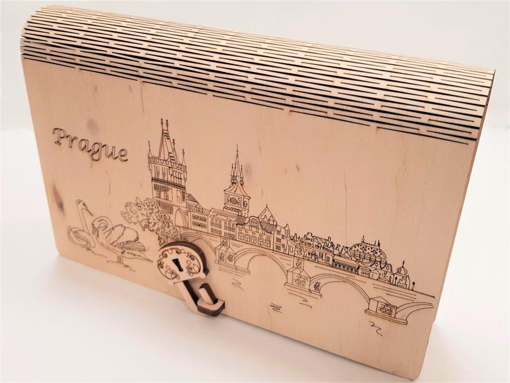 Dřevěná krabička Praha 1