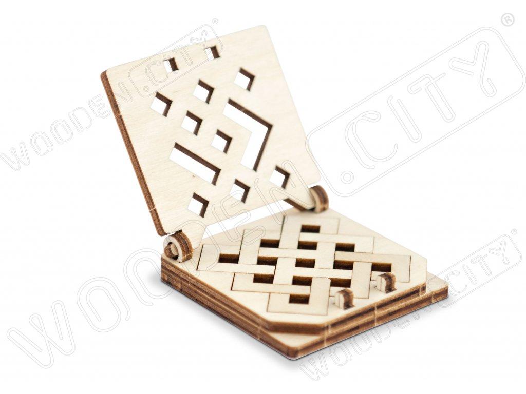 SnakePuzzle woodencity 05