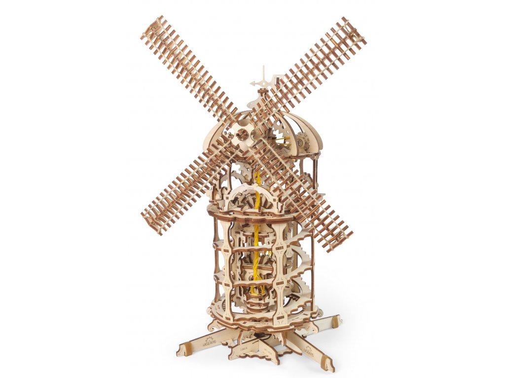 Ugears Tower Windmill Model 8629