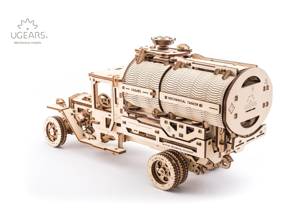 Ugears Tanker 2 max 1000