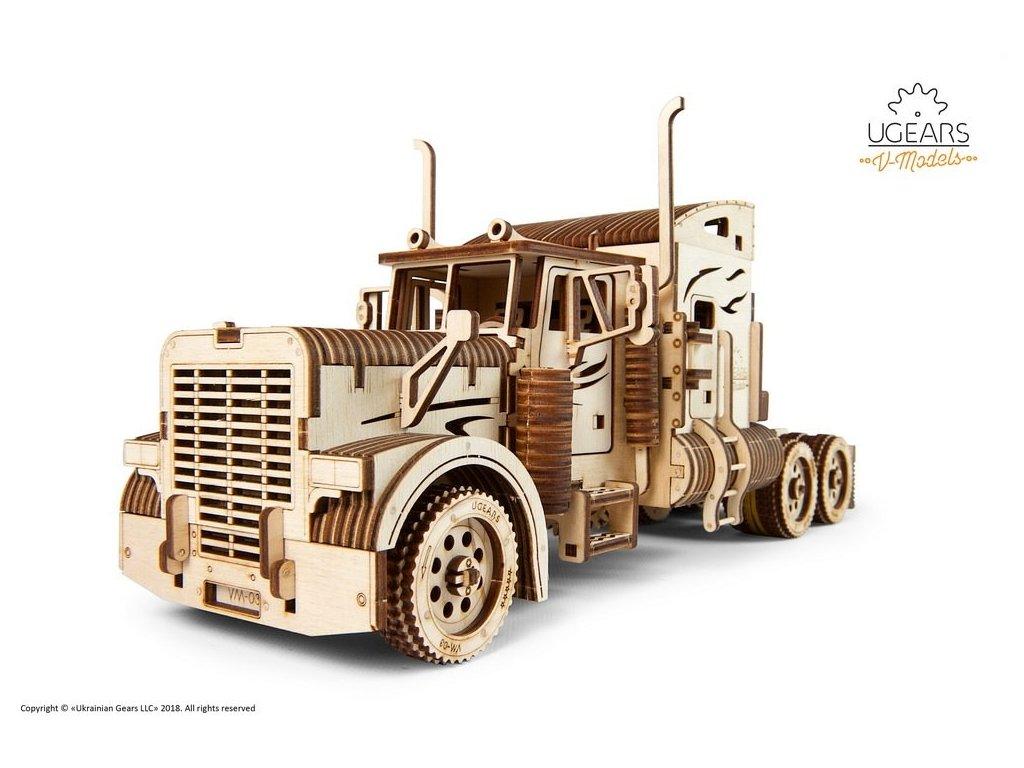ugears heavy boy truck vm 03 5 max 1000
