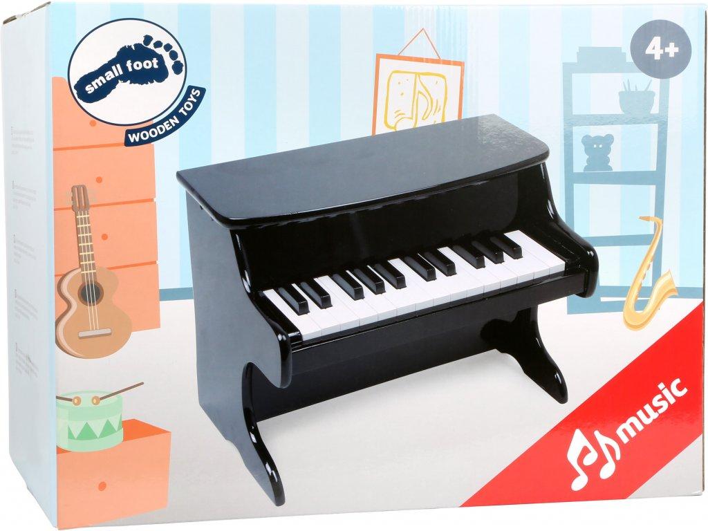 2098 legler small foot Klavier edel Verpackung