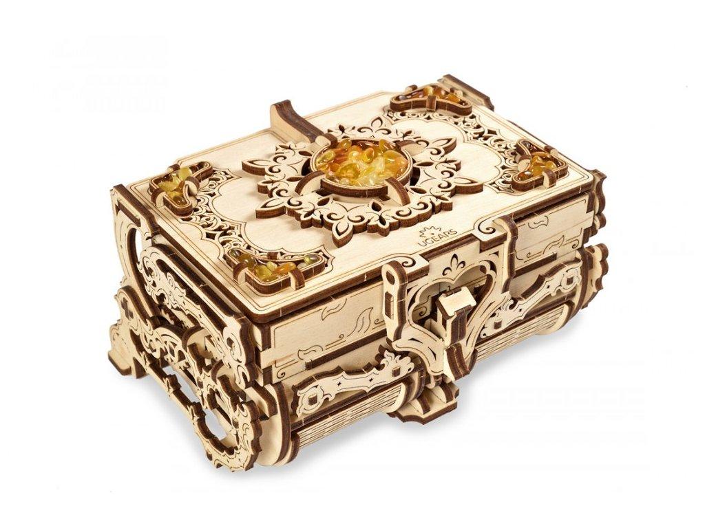Amber Box model Ugears model02 max 1000