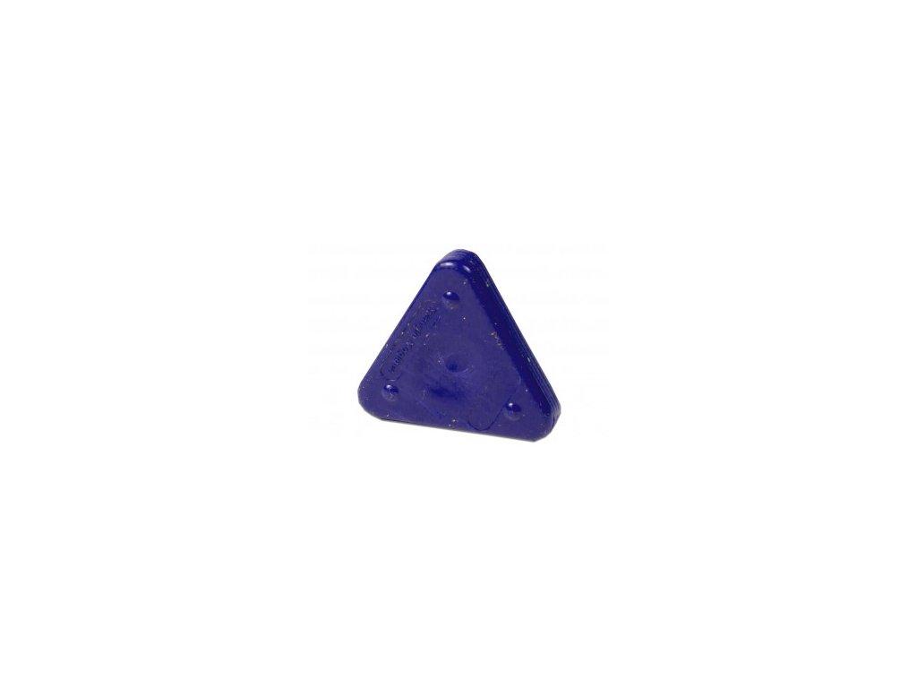 Voskovka trojboká Magic Triangle pastel námořnická modrá