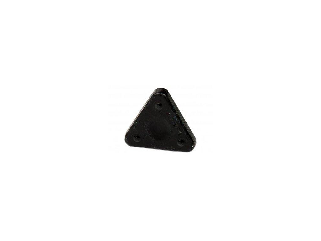 Voskovka trojboká Magic Triangle basic černá
