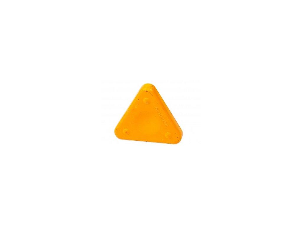 Voskovka trojboká Magic Triangle neon sv.oranžová