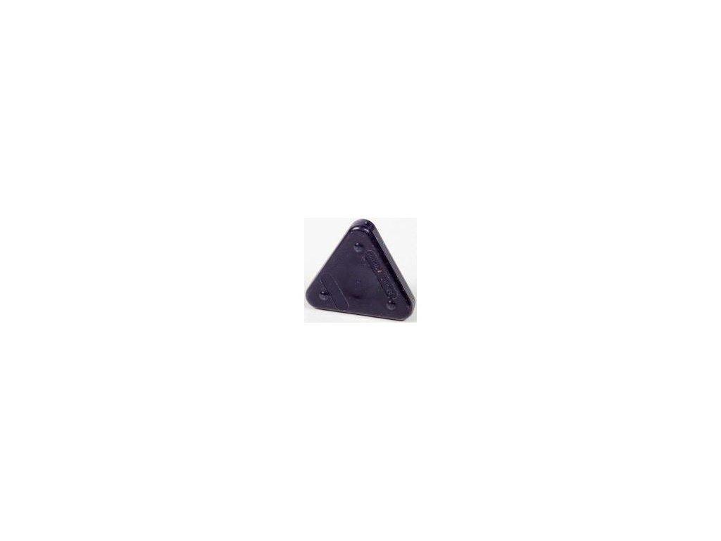 Voskovka trojboká Magic Triangle neon tm.fialová