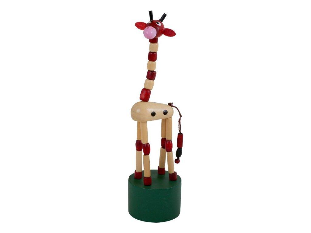 Mačkadlo Žirafka