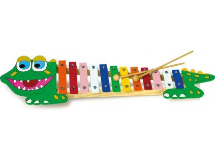 Xylofon Krokodýl