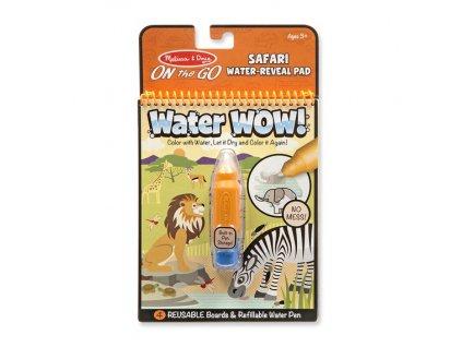 Vodní omalovánky - Safari